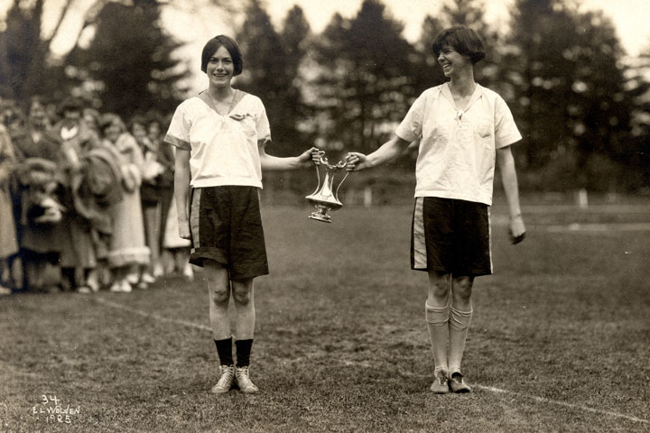 1920s Field Day Trophy