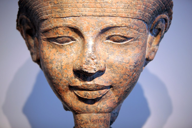 Head of Viceroy Merymose c.1375 BCE