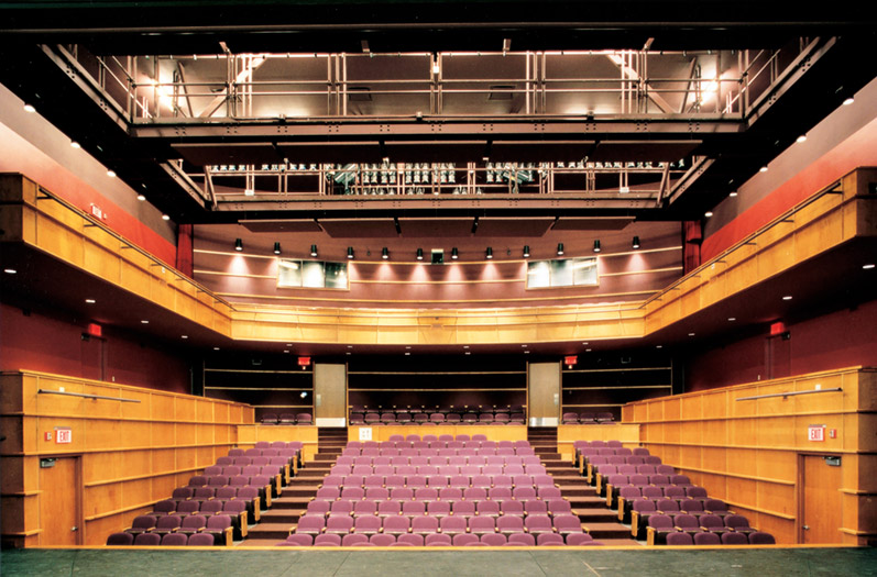 Martel Theater in the Vogelstein Center for Drama and Film