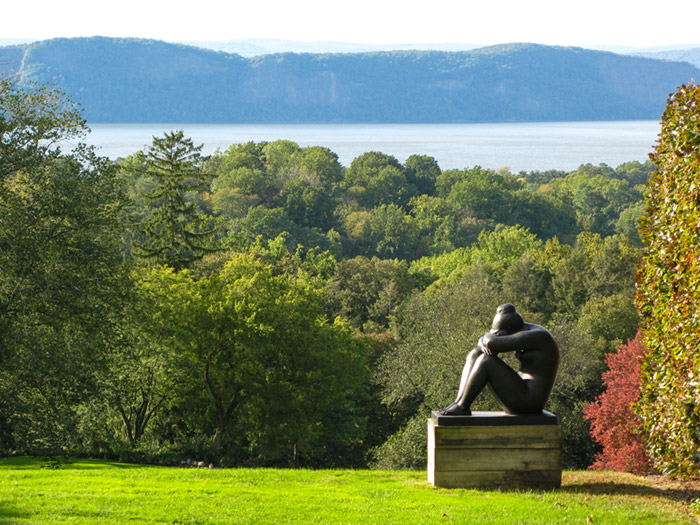 Kykuit in the Fall