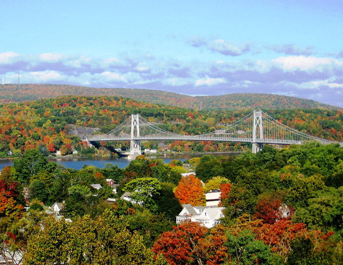 The Mid-Hudson Bridge
