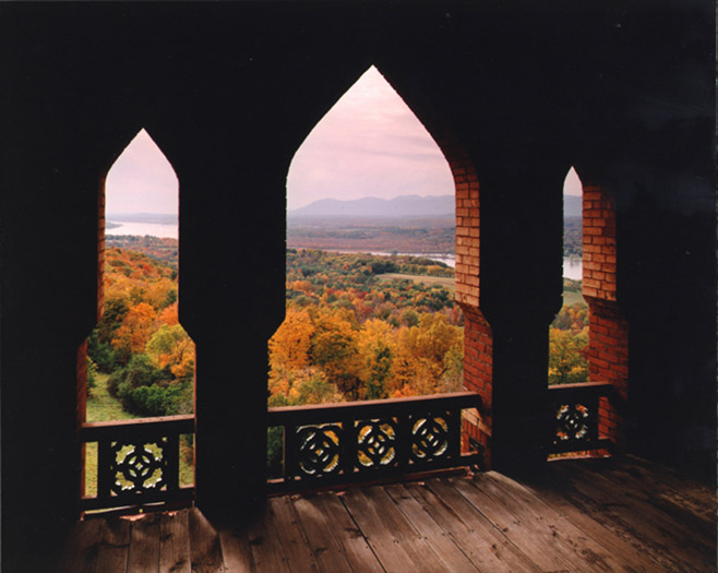 View from Olana, Home of Frederic Church