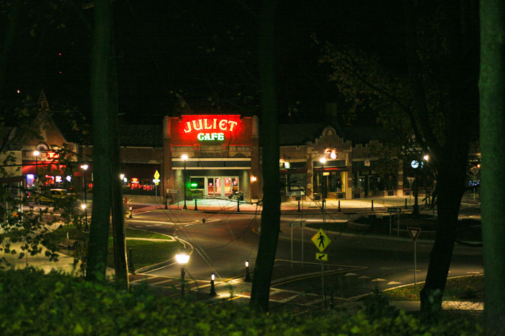 Night View of Arlington